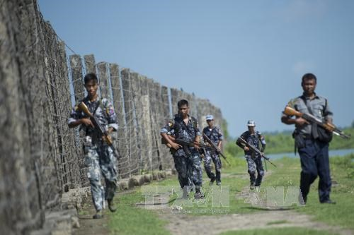 Le Myanmar arrete des suspects de terrorisme hinh anh 1