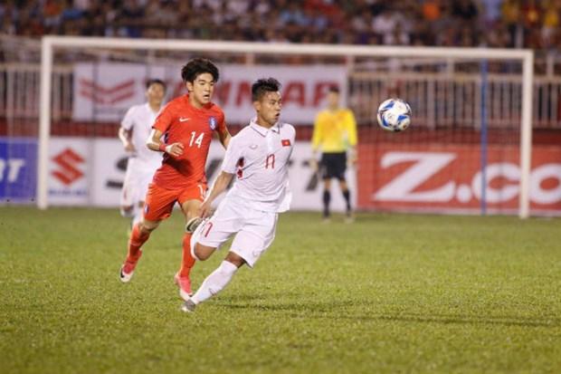 Le Vietnam qualifie pour la finale du championnat d'Asie de football des moins de 23 ans hinh anh 1