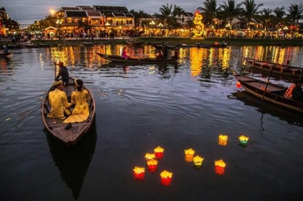 Une photo sur Hoi An dans la liste des plus belles images touristiques du monde hinh anh 1