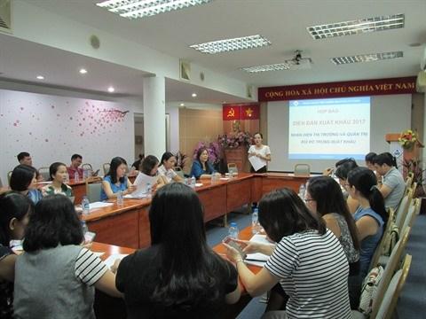 Rendez-vous en aout pour le Forum de l'exportation 2017 a Ho Chi Minh-Ville hinh anh 1