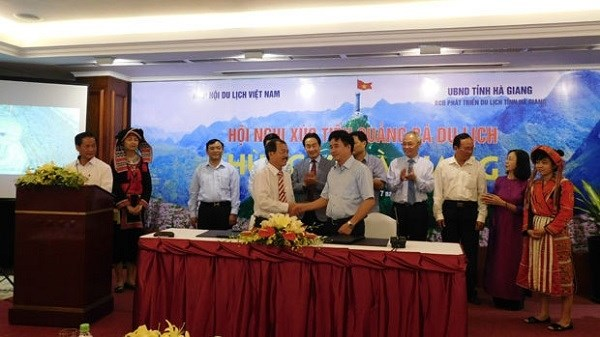 Promotion du tourisme de Ha Giang a Ho Chi Minh-Ville hinh anh 1