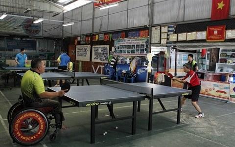 ASEAN Para Games : le Vietnam affiche ses ambitions de records hinh anh 1