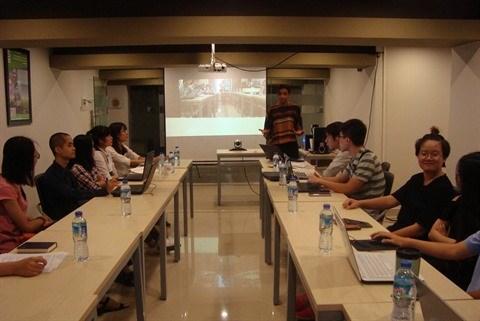 Une formation sur la creation d'entreprise hinh anh 1