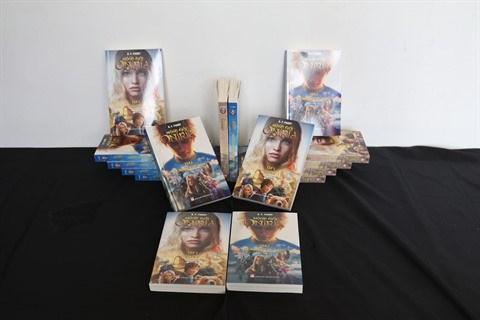 Oniria, une collection de livres fantastiques pour enfants hinh anh 1