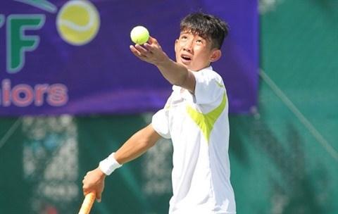 Nguyen Van Phuong remporte le Championnat de tennis U18 ITF - Groupe 5 hinh anh 1