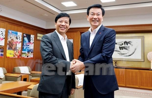 Le Vietnam et le Japon renforcent leur cooperation decentralisee hinh anh 1