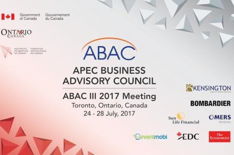 Asie-Pacifique : debats sur le secteur financier et les entreprises a Toronto hinh anh 1