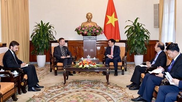 Le Vietnam est pret a creer les meilleures conditions aux investisseurs tcheques hinh anh 1
