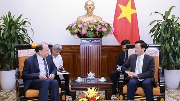 Le Chili s'engage a cooperer etroitement avec le Vietnam au sein de l'APEC hinh anh 1