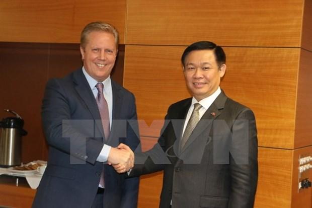 Renforcement des relations entre le Vietnam et la Nouvelle-Zelande hinh anh 1
