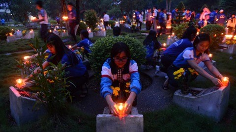 Ho Chi Minh-Ville : gratitude envers les heros de guerre hinh anh 1
