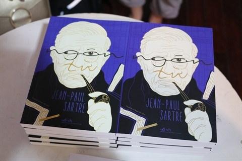 Les Mots de Jean-Paul Sartre traduits en vietnamien hinh anh 1