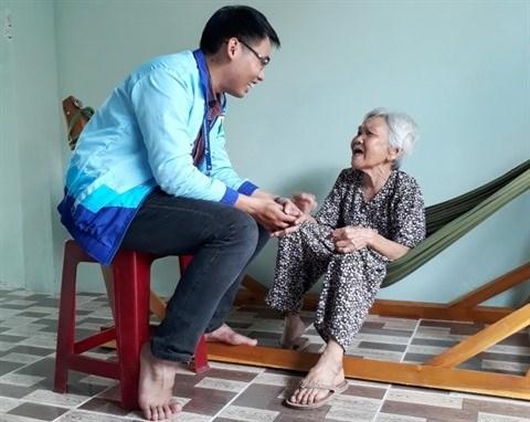 Ho Chi Minh-Ville : gratitude envers les heros de guerre hinh anh 2