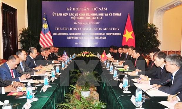 La Malaisie tient en haute estime le partenariat strategique avec le Vietnam hinh anh 1