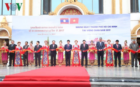 Les Journees de Ho Chi Minh-Ville a Vientiane hinh anh 1