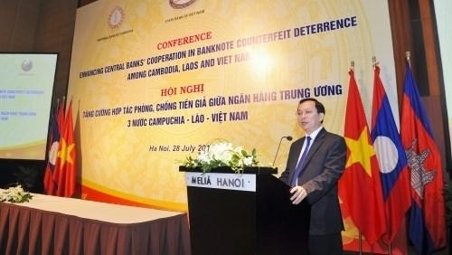 Vietnam-Cambodge-Laos : renforcer la cooperation dans la lutte contre la fausse monnaie hinh anh 1