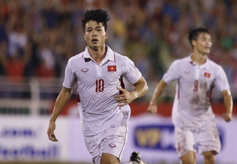 Cong Phuong, pilier de la selection nationale U22 hinh anh 2