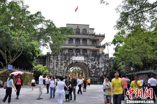 La Chine etablit un bureau d'octroi de visa a un poste frontalier avec le Vietnam hinh anh 1