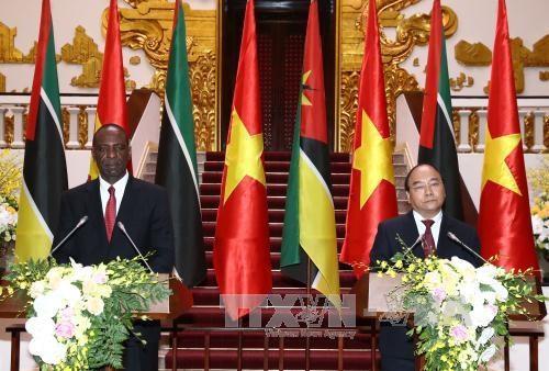Un nouveau jalon dans les relations Vietnam-Mozambique hinh anh 1