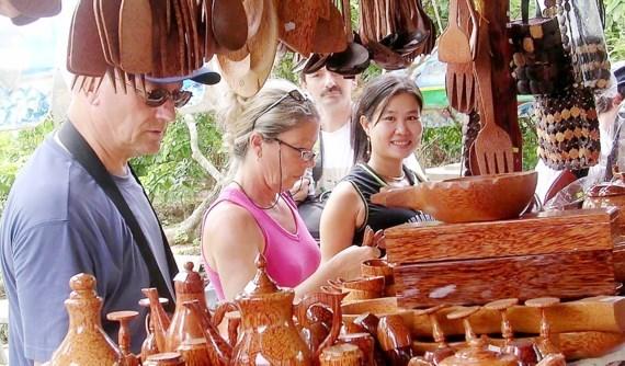 Booster le developpement touristique dans le delta du Mekong hinh anh 1
