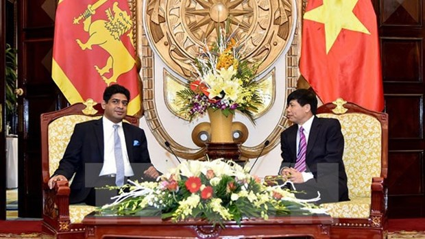 Vietnam et Sri Lanka visent un milliard de dollars d'echanges commerciaux cette annee hinh anh 1