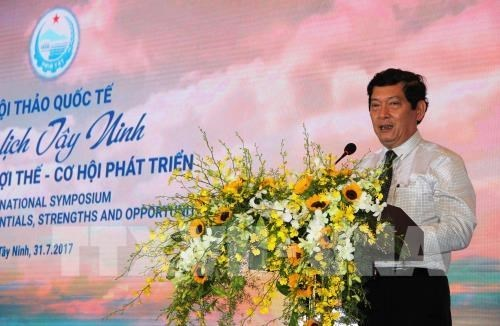 Tay Ninh cherche a developper une industrie du tourisme durable hinh anh 1