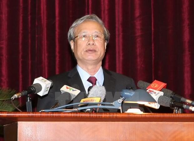 PCV : Tran Quoc Vuong est designe membre permanent du secretariat hinh anh 1