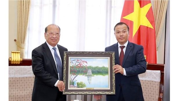 Le Prof. Dr. Yang Dao: tres heureux de constater les nombreux changements du pays hinh anh 1