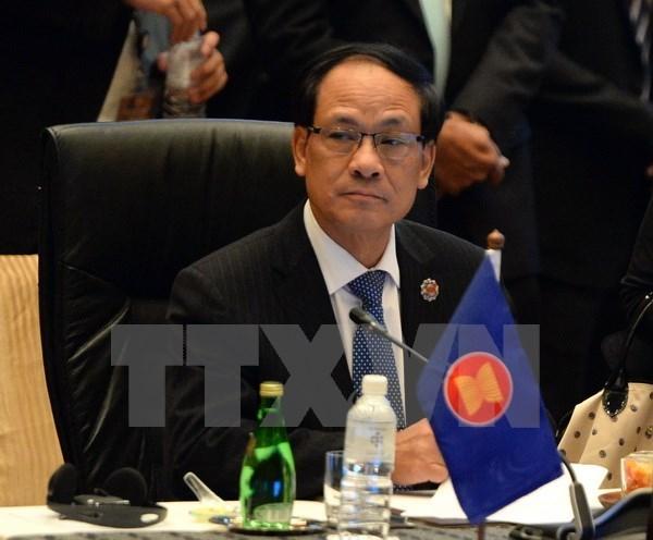 Pour un meilleur developpement de l'ASEAN hinh anh 1