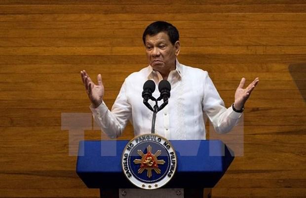 Philippines : le president Duterte veut recruter de nouveaux soldats hinh anh 1