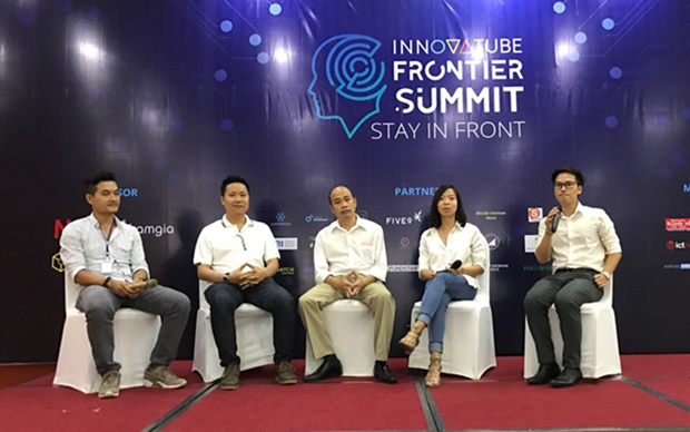 Discussion sur la technologie intelligente a Hanoi hinh anh 1