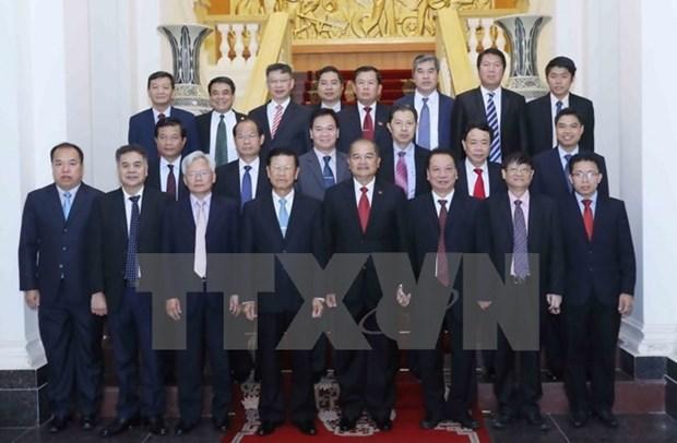 Theorie : cooperation renforcee entre le PCV et le PPRL hinh anh 1
