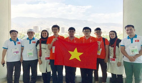 Le Vietnam remporte une medaille d'or aux Olympiades internationales d'Informatique hinh anh 1