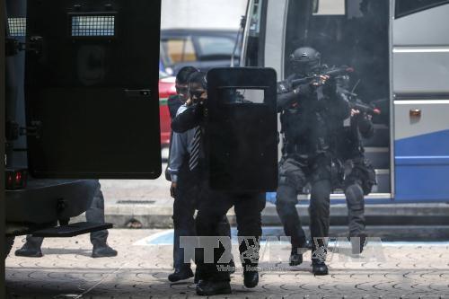 La Malaisie etablit un nouveau mecanisme pour assurer la securite des SEA Games 29 hinh anh 1