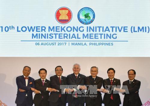 Ouverture de la 10eme conference des ministres des AE du LMI hinh anh 1