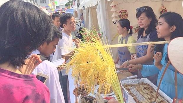 Le Vietnam au Festival de la gastronomie de l'ASEAN en Indonesie hinh anh 1