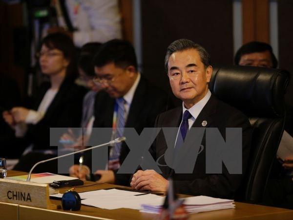 La Chine propose d'approfondir les relations avec l'ASEAN hinh anh 1