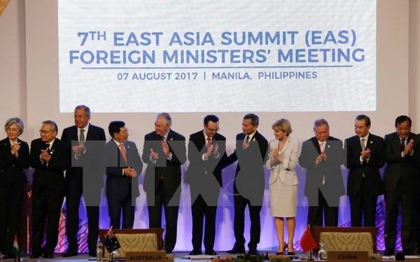 Le Vietnam propose des mesures pour renforcer la cooperation de l'ASEAN + 3 et de l'EAS hinh anh 1