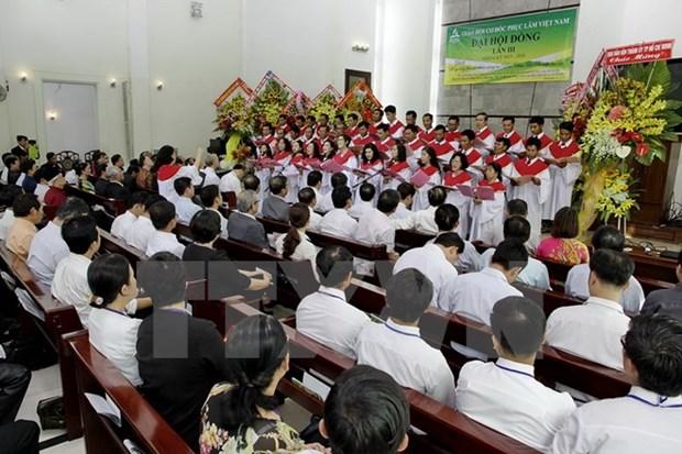 Creation d'une ecole biblique chretienne a Ho Chi Minh-Ville hinh anh 1