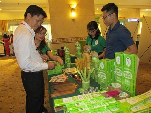 Forum de l'exportation 2017 a Ho Chi Minh-Ville hinh anh 2