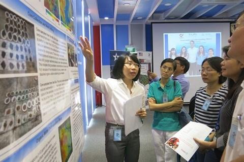 Vietnam et Etats-Unis renforcent leur partenariat dans la recherche hinh anh 2