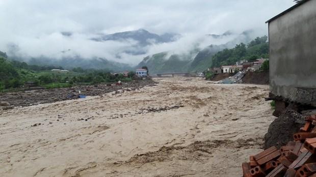L'ASEAN soutient les sinistres du Nord-Ouest du Vietnam hinh anh 1