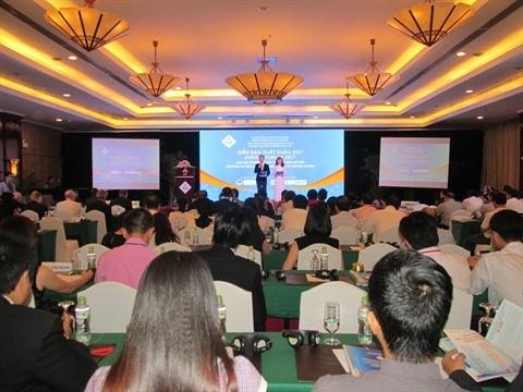 Forum de l'exportation 2017 a Ho Chi Minh-Ville hinh anh 1