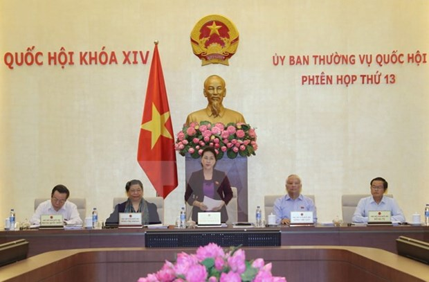 Ouverture de la 13e reunion du Comite permanent de l'Assemblee nationale hinh anh 1