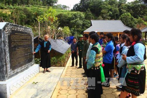 Lao Kho, un site historique de l'amitie Vietnam-Laos hinh anh 1