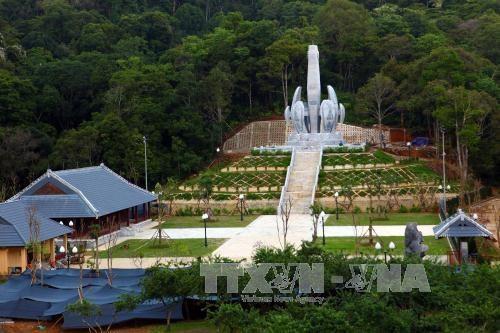 Lao Kho, un site historique de l'amitie Vietnam-Laos hinh anh 2