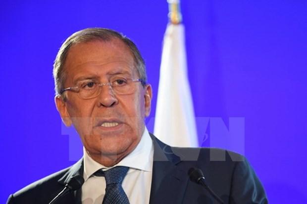 La Russie veut developper sa cooperation avec la Thailande hinh anh 1