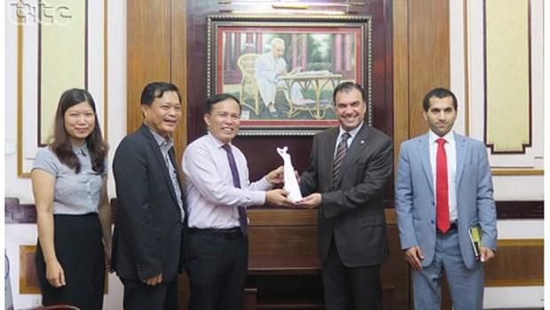 Le Vietnam et le Qatar renforcent leur cooperation dans le tourisme hinh anh 1