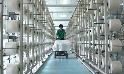 La Chine, premier importateur de fibres textiles du Vietnam hinh anh 1