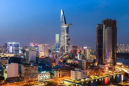 HCM-Ville deviendra la 2e ville en Asie en termes de developpement rapide en 2021 hinh anh 1
